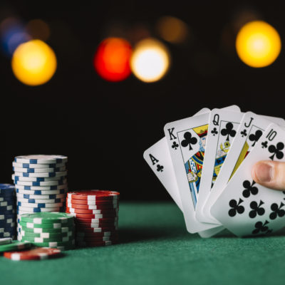 Poker Night | Plum Crazy Agency