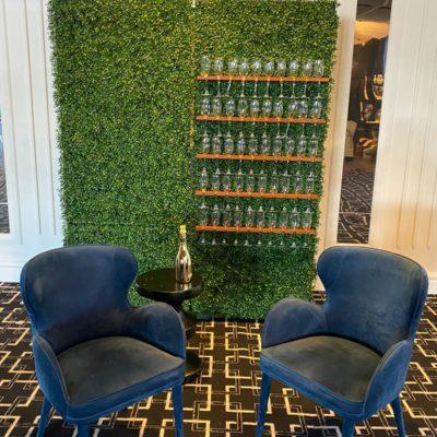 Champagne Walls | Prosecco Walls | Plum Crazy Agency | Backdrop Walls | Weddings