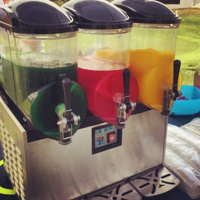 Slush Machine Hire Sydney Plum Crazy Agency