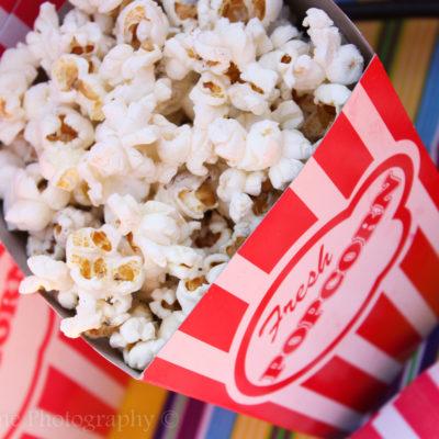 Popcorn Machine Hire Sydney   Plum Crazy Agency