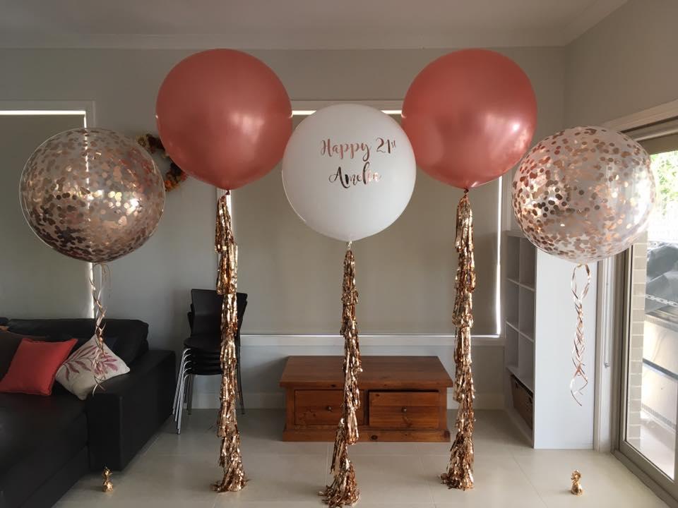 Balloons Sydney | Plum Crazy Agency